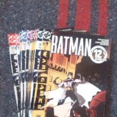 Cómics: WAR GAMES - SAGA UNIVERSO BATMAN - 10 NºS - BATGIRL NIGHTWING ROBIN. Lote 82065156