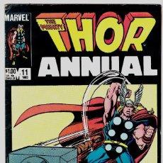 Cómics: US MARVEL: THOR ANNUAL 11 (1983). Lote 82360388