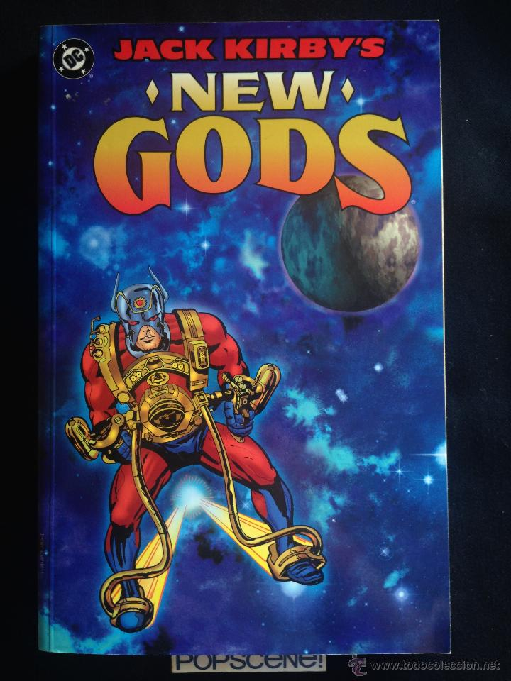 Tomo jack kirby's new gods - dc comics - usa - Sold through