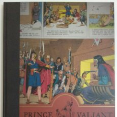 Cómics: PRINCE VALIANT HC # 1 - YEARS 1937-1938 (FANTAGRAPHICS,2011) - 4TH EDITION - HAL FOSTER. Lote 82621840