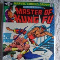 Cómics: MASTER OF KUNG FU #98 (MARVEL, 1981). Lote 82693460