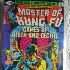 Cómics: MASTER OF KUNG FU #97 (MARVEL, 1981). Lote 82693696