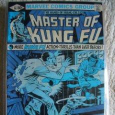 Fumetti: MASTER OF KUNG FU #96 (MARVEL, 1981). Lote 82693836