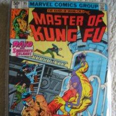 Cómics: MASTER OF KUNG FU #95 (MARVEL, 1980). Lote 82693988