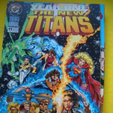 Cómics: THE NEW TITANS ANNUAL 11 (DC, 1995). Lote 82704728