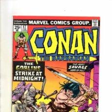 Cómics: CONAN THE BARBARIAN 47 - MARVEL 1975 - JOHN BUSCEMA - VFN/NM. Lote 83495740