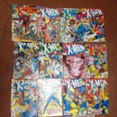 Cómics: LOTE X-MEN VOL.1 # DEL Nº 1 AL Nº 15 (MARVEL,1991) - CHRIS CLAREMONT - JIM LEE. Lote 84149295