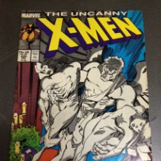 Cómics: X MEN THE UNCANNY MARVEL USA NÚM 228. Lote 84782531