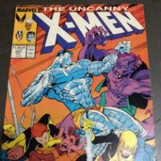 Cómics: X MEN THE UNCANNY MARVEL USA NÚM 231. Lote 84782630
