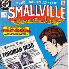 Cómics: WORLD OF SMALLVILLE 2 - DC COMICS 1988 - NM SUPERMAN. Lote 84855888