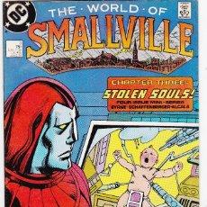Cómics: WORLD OF SMALLVILLE 3 - DC COMICS 1988 - NM SUPERMAN. Lote 84856380
