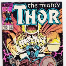 Cómics: THE MIGHTY THOR VOL1 # 342 - MARVEL 1984 . Lote 85088580