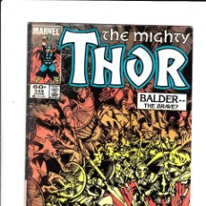 Cómics: THE MIGHTY THOR VOL1 # 344 - MARVEL 1984 . Lote 85088672