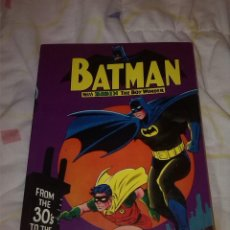 Cómics: BATMAN FROM THE 30'S TO THE 70'S - MAYORMENTE BYN. Lote 85090928