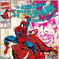 Cómics: AMAZING SPIDER-MAN: CAOS EN CALGARY 4 MARVEL 1993. Lote 85183048