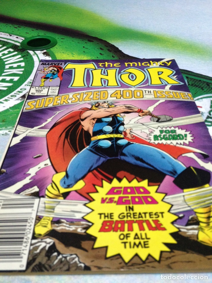 Cómics: MARVEL COMICS - THE MIGHTY THOR Nº 400 año 1989 - Foto 2 - 85183820