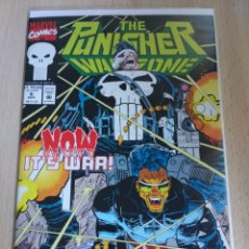 Cómics: THE PUNISHER WAR ZONE 6 MARVEL 1992. Lote 85321595