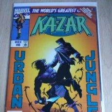 Cómics: KA-ZAR 8 MARVEL 1997. Lote 85323815