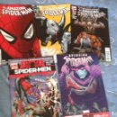 Cómics: PACK SPIDER-MAN 4 NÚMEROS. Lote 85477051