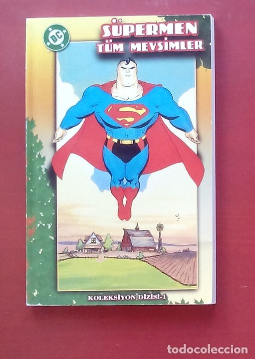 Süpermen Tüm Mevsimler (Superman for all seasons) en TURCO - Editorial Arka Bahçe yayincilik segunda mano