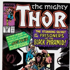 Cómics: THE MIGHTY THOR NÚMERO 398 MARVEL. Lote 85794688