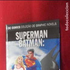 Cómics: SUPERMAN BATMAN : SUPERGIRL - VOL 14 - DC COMICS - EAGLEMOSS COLLECTIONS BRASIL - EN PORTUGUES. Lote 85960928