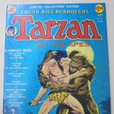 Cómics: TARZAN. OF THE APES. EDGAR RICE BURROUGHS. LIMITED COLLECTORS´ EDITION. Nº C-22. NEW YORK.. Lote 86353908