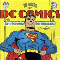 Cómics: 75 YEARS OF DC COMICS. THE ART OF MODERN MYTHMAKING. TASCHEN. Lote 86372232