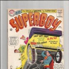Fumetti: SUPERBOY #126. DC COMICS. ORIGINAL AMERICANO, SUPERMAN 1966. Lote 86444756