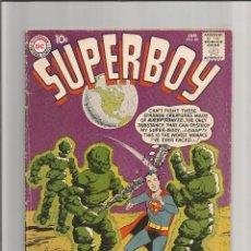 Cómics: SUPERBOY Nº 86. DC COMICS. 1961. Lote 86445136