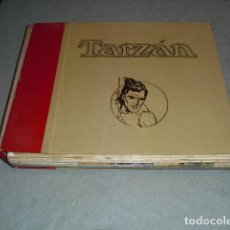 Cómics: T A R Z A N - TIRAS DOMINICALES - COMPLETO -. Lote 86476812
