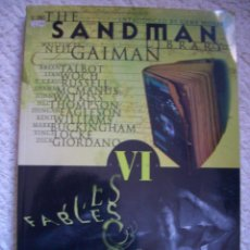 Cómics: SANDMAN LIBRARY TPB #6 FABLES & REFLECTIONS. Lote 86488268