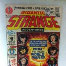Cómics: GIGANTIC STRANGE AVENTURES -º. 226 (1970). Lote 86973832