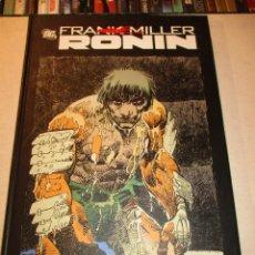 Cómics: RONIN-FRANK MILLER-PLANETA DE AGOSTINI-DC-EDICON DE LUJO-TAPA DURA-EN ITALIANO. Lote 86979184