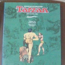 Cómics: TARZAN IN COLOR. EDGAR RICE BURROUGHS'. HOGARTH. VOLUMEN 12. (1942 - 1943). FLYING BUTTRESS.. Lote 87119184