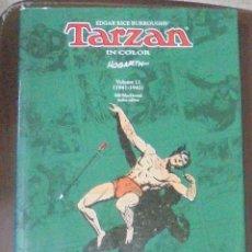 Cómics: TARZAN IN COLOR. EDGAR RICE BURROUGHS'. HOGARTH. VOLUMEN 11. (1941 - 1942). FLYING BUTTRESS.. Lote 87119268