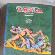 Cómics: TARZAN IN COLOR. EDGAR RICE BURROUGHS'. HOGARTH. VOLUMEN 9. (1939 - 1940). FLYING BUTTRESS.. Lote 87119440