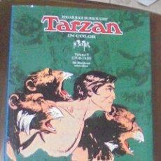 Cómics: TARZAN IN COLOR. EDGAR RICE BURROUGHS'. HOGARTH. VOLUMEN 8. (1938 - 1939). FLYING BUTTRESS.. Lote 87119484