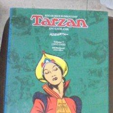 Cómics: TARZAN IN COLOR. EDGAR RICE BURROUGHS'. HOGARTH. VOLUMEN 7. (1937 - 1938). FLYING BUTTRESS.. Lote 87119548