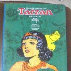 Cómics: TARZAN IN COLOR. EDGAR RICE BURROUGHS'. HOGARTH. VOLUMEN 5. (1935 - 1936). FLYING BUTTRESS.. Lote 87119676