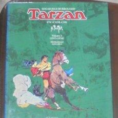Cómics: TARZAN IN COLOR. EDGAR RICE BURROUGHS'. HOGARTH. VOLUMEN 3. (1933 - 1934). FLYING BUTTRESS.. Lote 87119780