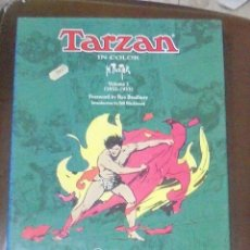 Cómics: TARZAN IN COLOR. EDGAR RICE BURROUGHS'. HOGARTH. VOLUMEN 2. (1932 - 1933). FLYING BUTTRESS.. Lote 87119820