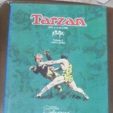 Cómics: TARZAN IN COLOR. EDGAR RICE BURROUGHS'. HOGARTH. VOLUMEN 1. (1931 - 1932). FLYING BUTTRESS.. Lote 87119876