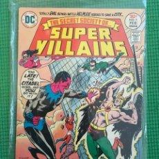 Cómics: THE SECRET SOCIETY OF SUPER VILLAINS # 5 - MJ. Lote 87389724
