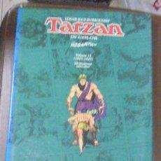 Cómics: TARZAN IN COLOR. EDGAR RICE BURROUGHS'. HOGARTH. VOLUMEN 15. (1945 - 1946). FLYING BUTTRESS.. Lote 87409008