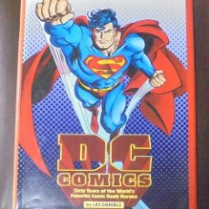 Cómics: DC COMICS. SIXTY YEARS OF THE WOLD'S FAVORITE COMIC BOOK HEROES. LES DANIELS. 1995. VER. Lote 87416120
