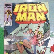 Cómics: IRON MAN MARVEL NÚM 253. Lote 117237250