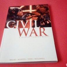 Cómics: CIVIL WAR EXCELENTE ESTADO USA. Lote 87734834