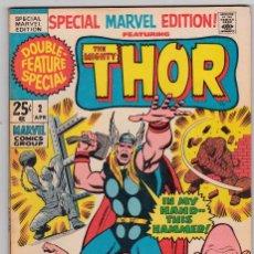 Cómics: SPECIAL MARVEL EDITION NUM 2 THOR - MARVEL 1971. Lote 88213276