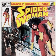 Cómics: SPIDERWOMAN 1978 MARVEL Nº 50. Lote 88293368